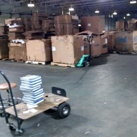 Waste Parchment stepping up services