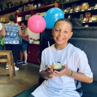 Roscoe holds first ice cream social