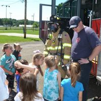 American Red Cross holds Safety City for kindergartners