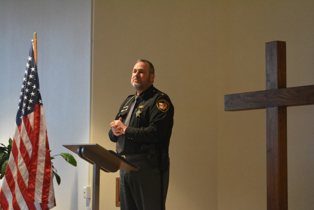 sheriff's office banquet01