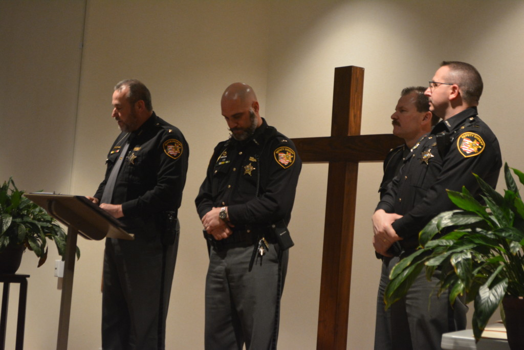 sheriff's office banquet02