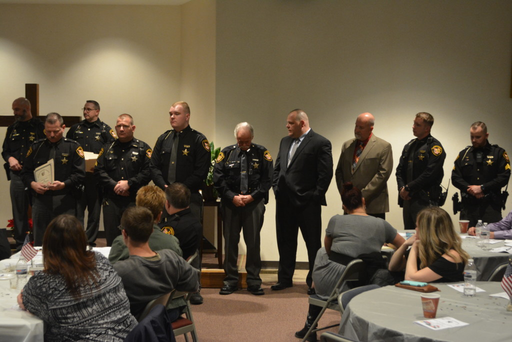 sheriff's office banquet04
