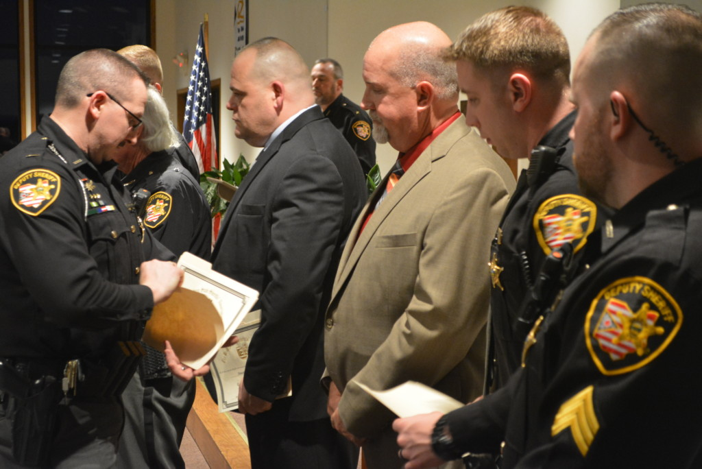 sheriff's office banquet05