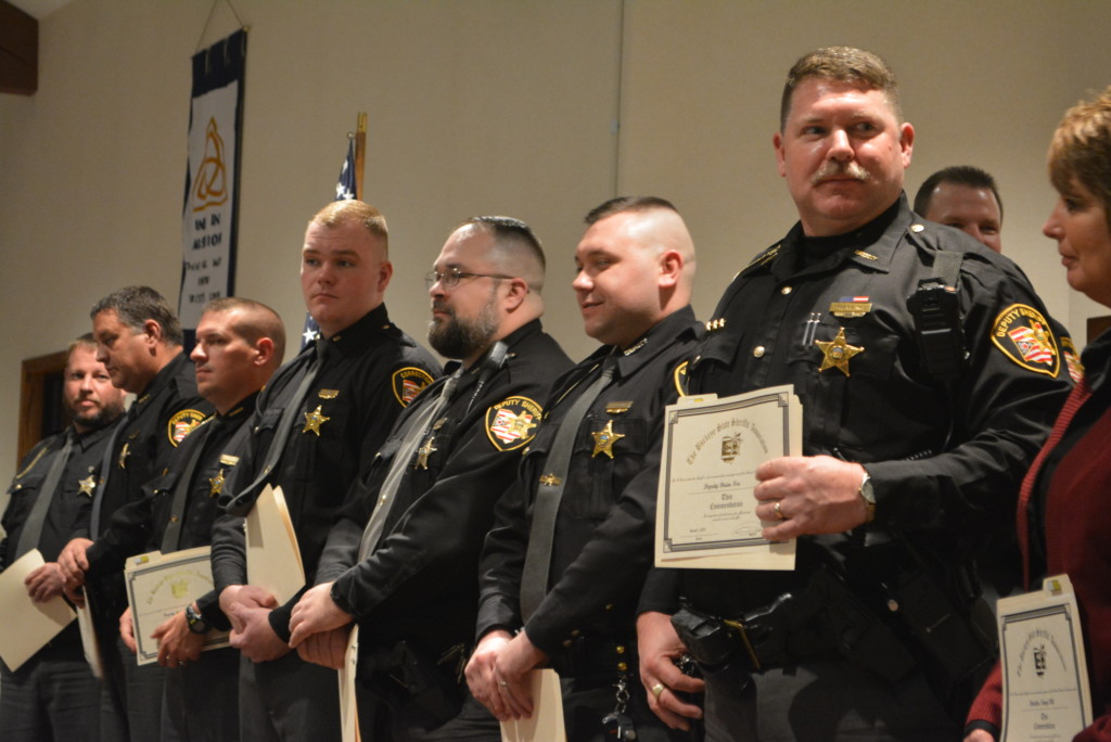 sheriff's office banquet13