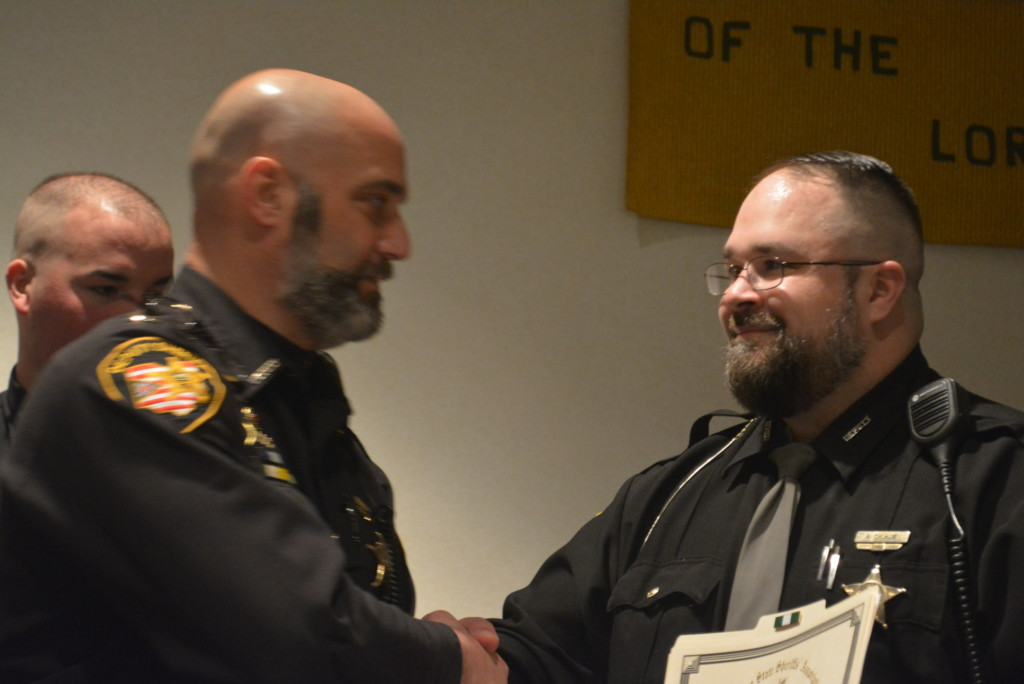 sheriff's office banquet14