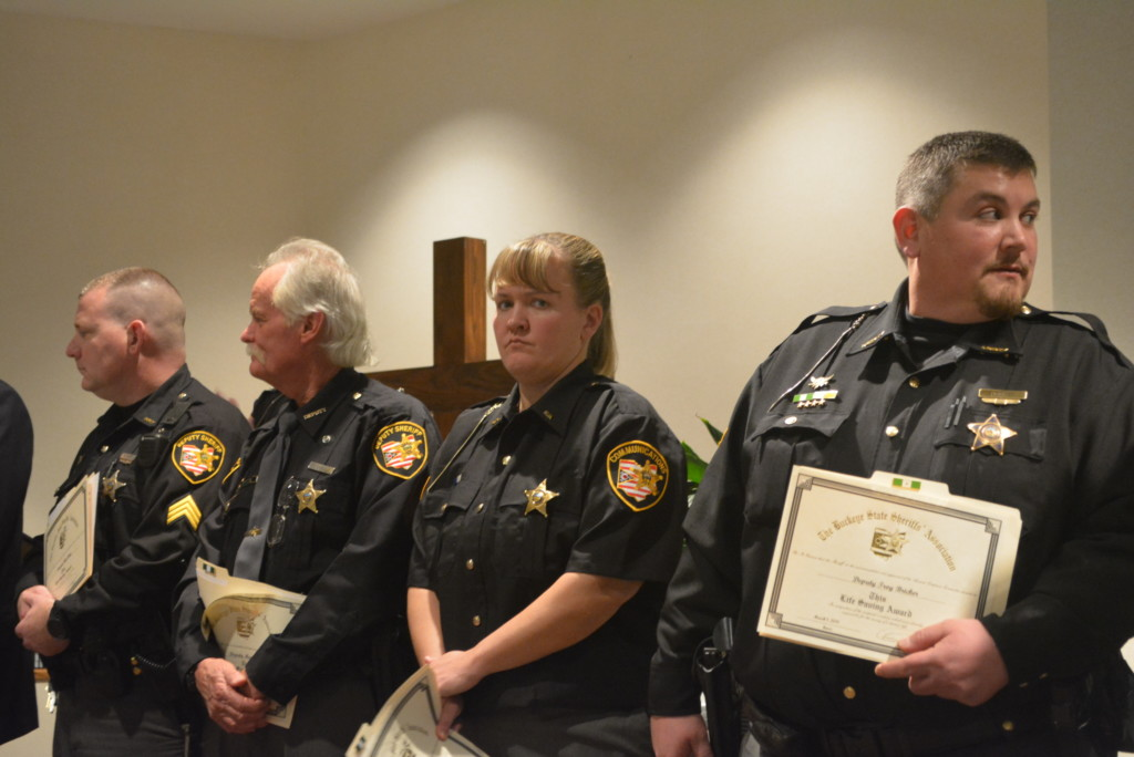 sheriff's office banquet16