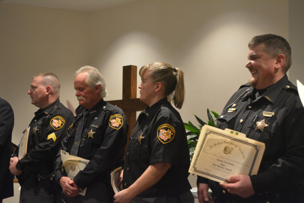 sheriff's office banquet17