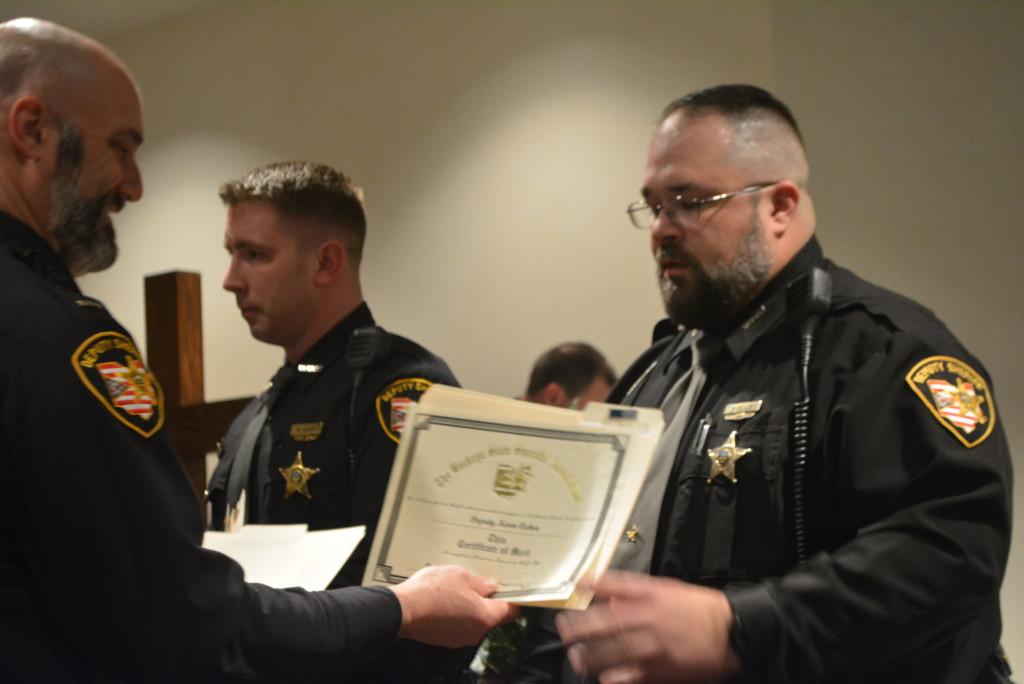 sheriff's office banquet19