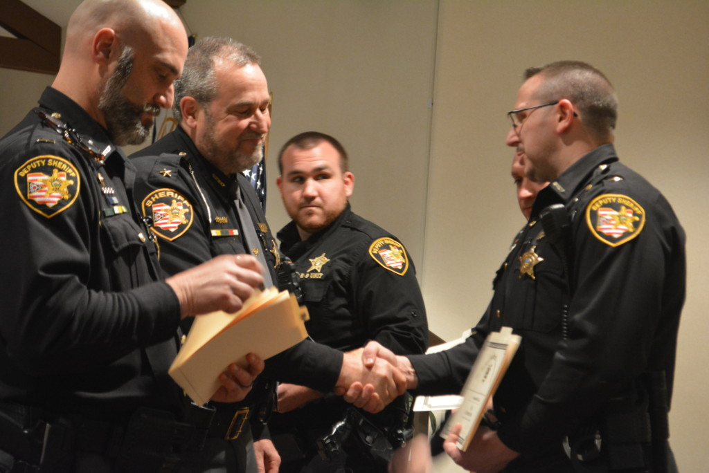 sheriff's office banquet20