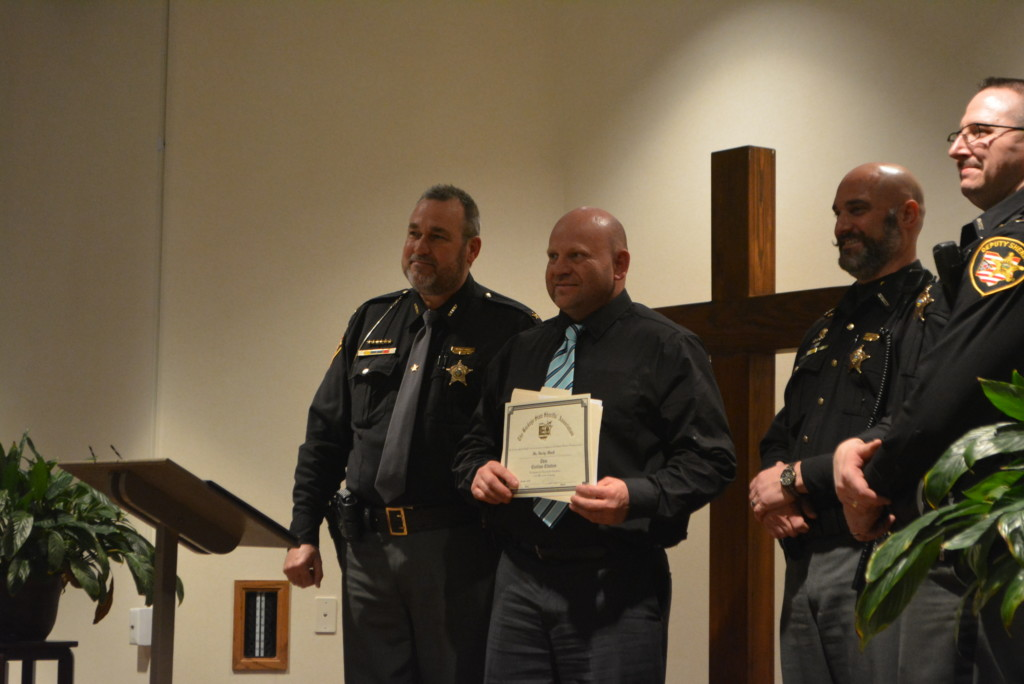 sheriff's office banquet25