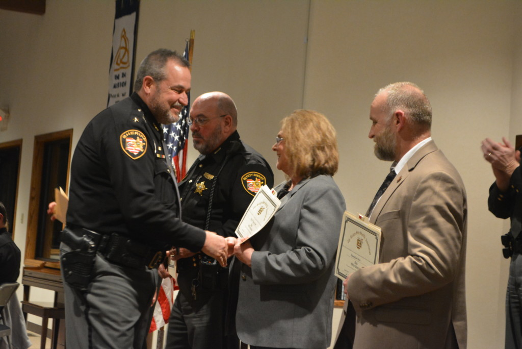 sheriff's office banquet26