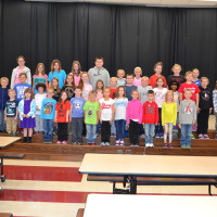 Coshocton Elementary honors students