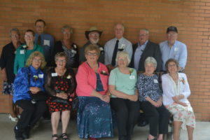 Fourteen members of the Warsaw High School class of 1957 celebrated their 60th reunion at the Warsaw Alumni Association Banquet on May 20 at Warsaw Elementary School. Josie Sellers | Beacon