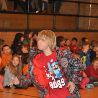Warsaw students learn lesson about giving