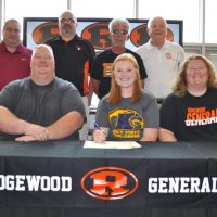 Wilson signs with Kent State Tuscarawas