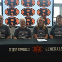Ridgewood's Zinkon signs with Bluffton