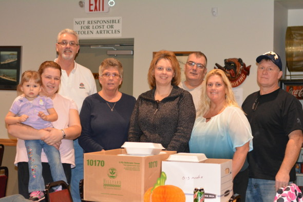 Volunteers from Make A Difference (MAD) Organization delivered approximately 27 meals to home-bound veterans on Veterans Day, Tuesday, Nov. 11, with the food being donated by The Army Navy. MAD also will be delivering Christmas baskets to veterans the week of Christmas.