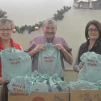 New Life Ministries spreads some Christmas cheer