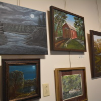 The Frame Shop new exhibit opens