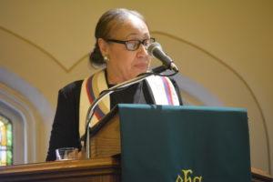 Rev. Priscilla E. Jackson