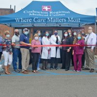 Ribbon cutting held for hospital's new urgent care