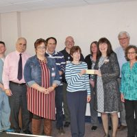 Hope Clinic benefits from CRMC medical staff donation