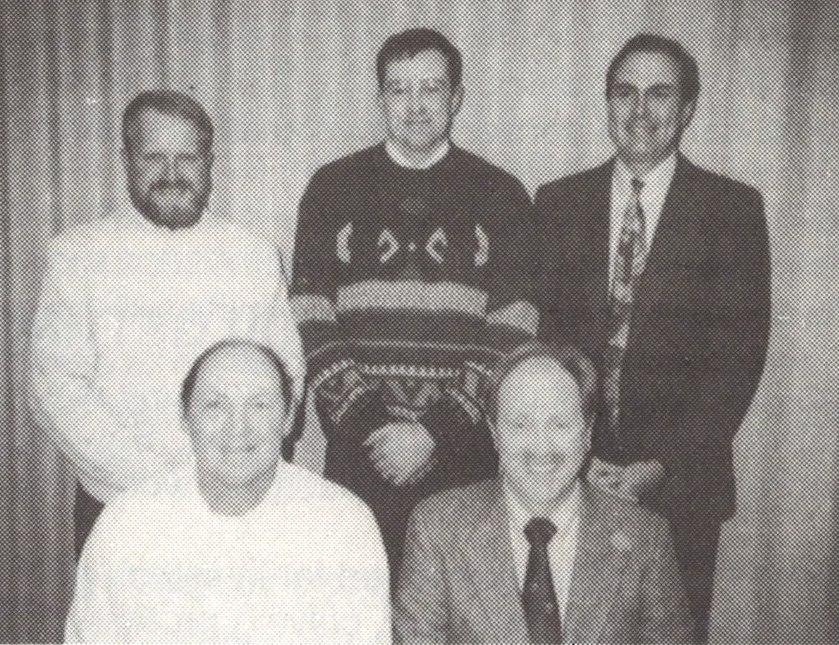 1993 Board of Supervisors