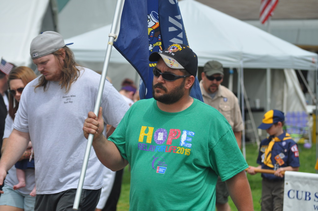 2015 Relay Armed Forces Walk22