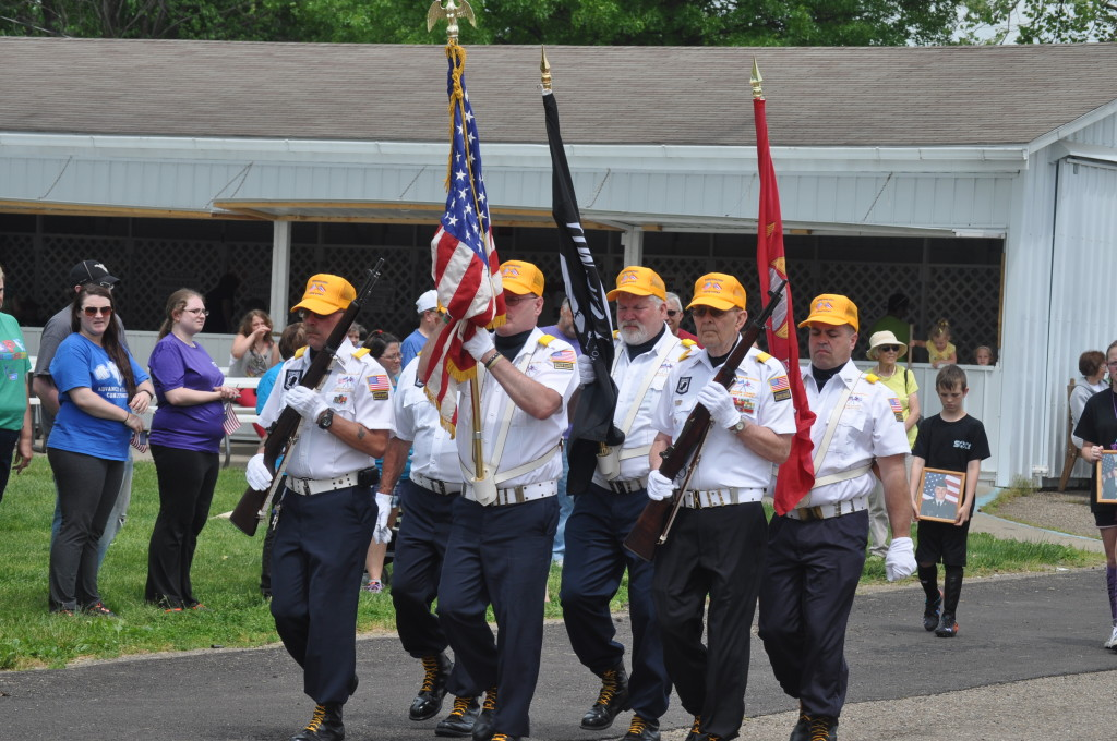 2015 Relay Armed Forces Walk24