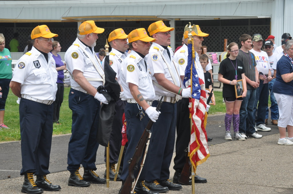 2015 Relay Armed Forces Walk25