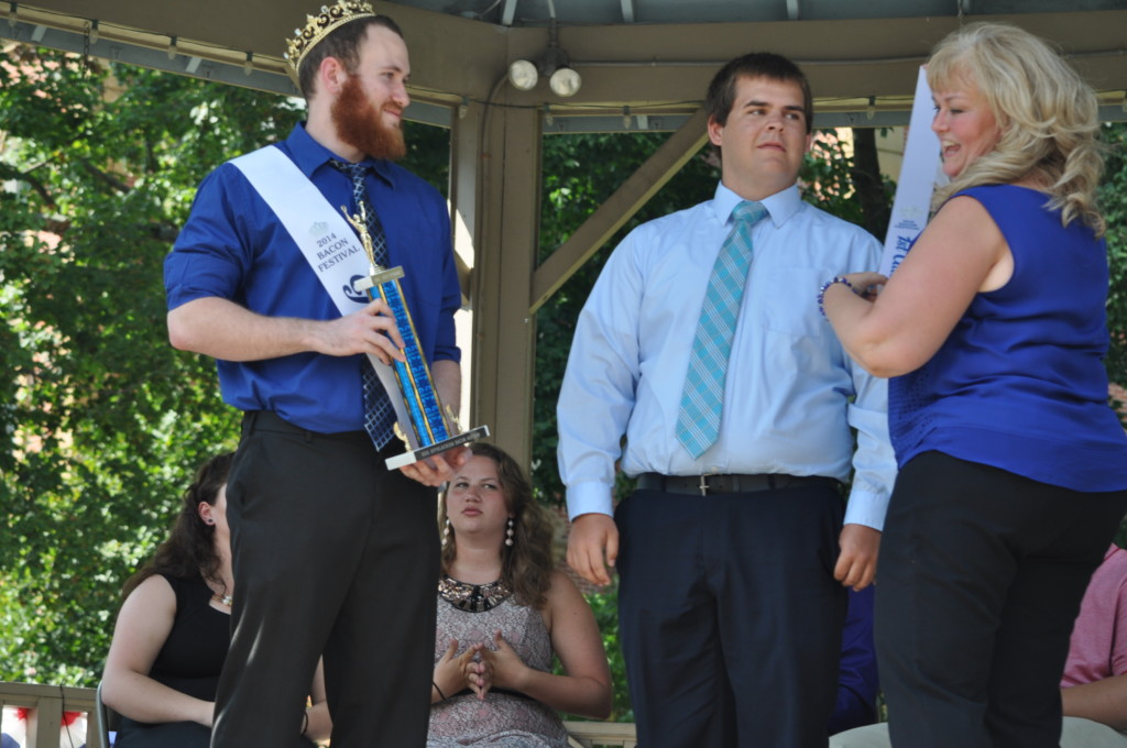 2016 Bacon King and Queen70