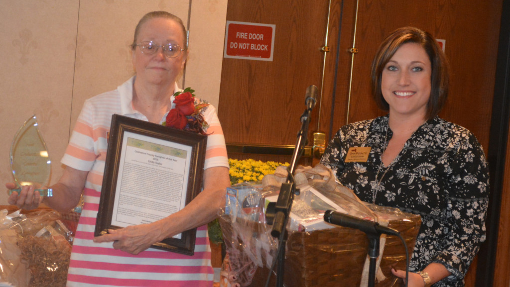 2016 caregiver of the year