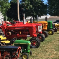 Antique power association summer show coming up