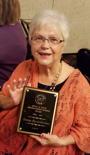 2017 BPW OH Distinguished Woman Tomma Bordenkircher