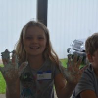 Kids learn about food science at 4-H Science Camp