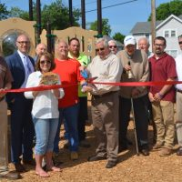 Bancroft Park rededication held