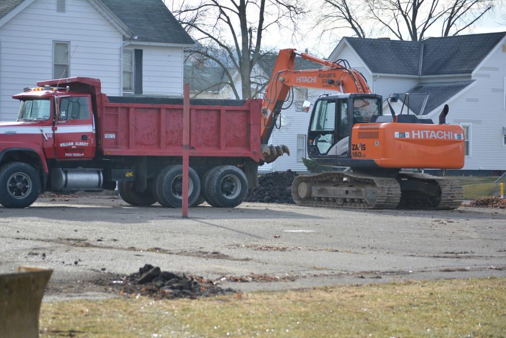 Bancroft Park tear down01