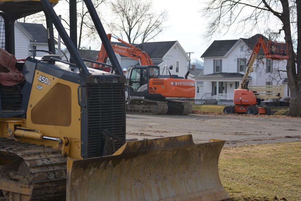 Bancroft Park tear down04