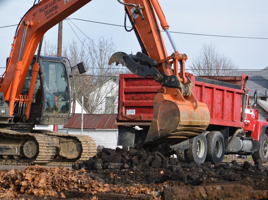 Bancroft Park tear down09