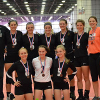 JO volleyball teams do well at tournament