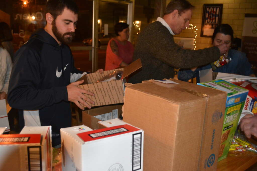 Boxes for Troops16