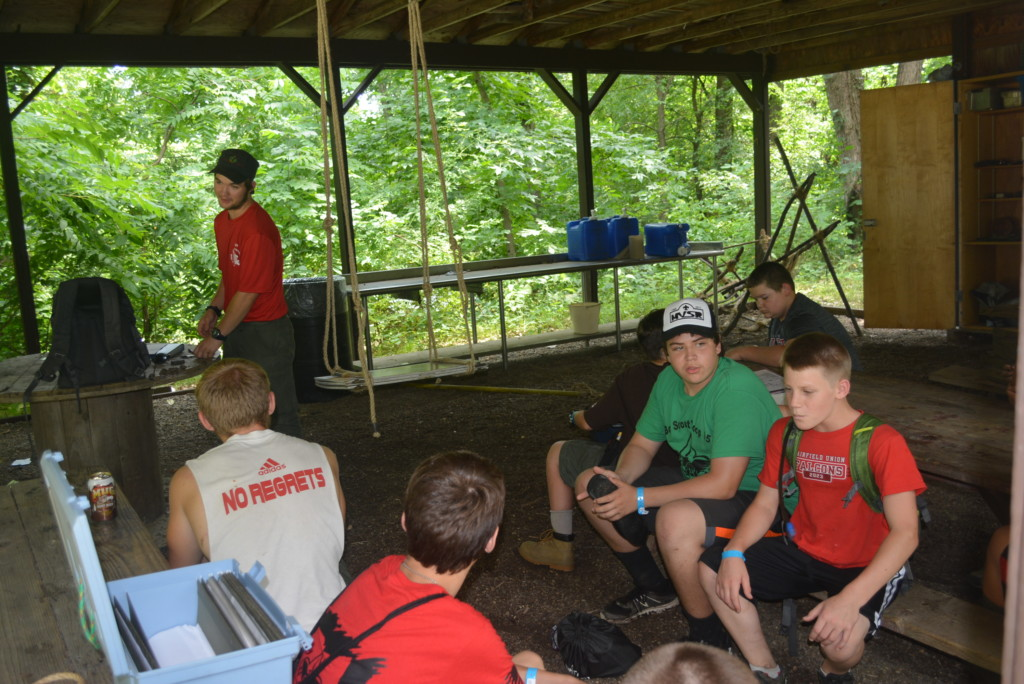 Boy Scout Camp Anniversary14