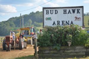 Bud Hawk Arena in Bakersville