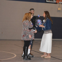 Christian School celebrates senior athletes