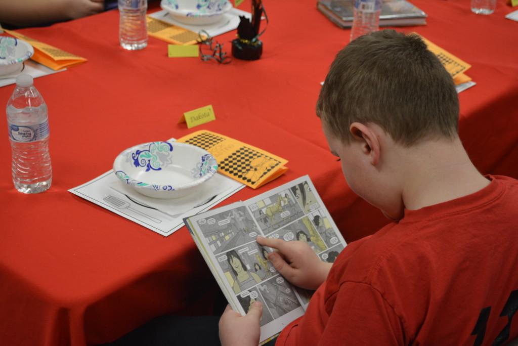 CES Reading Fun15