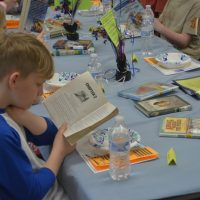 Coshocton Elementary continues National Reading Month fun