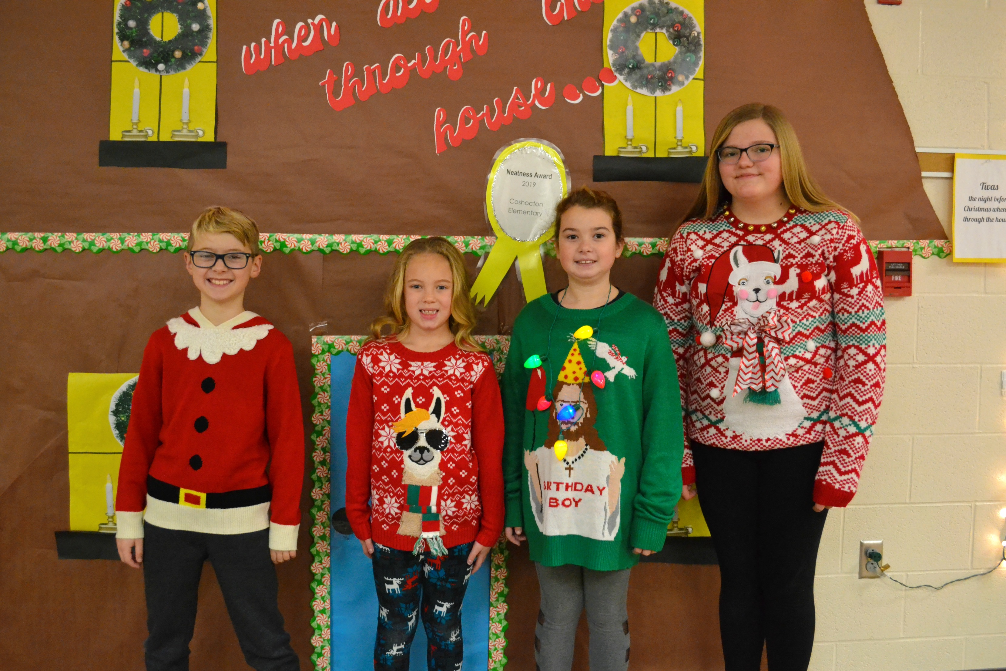 CES Ugly Sweater Contest01