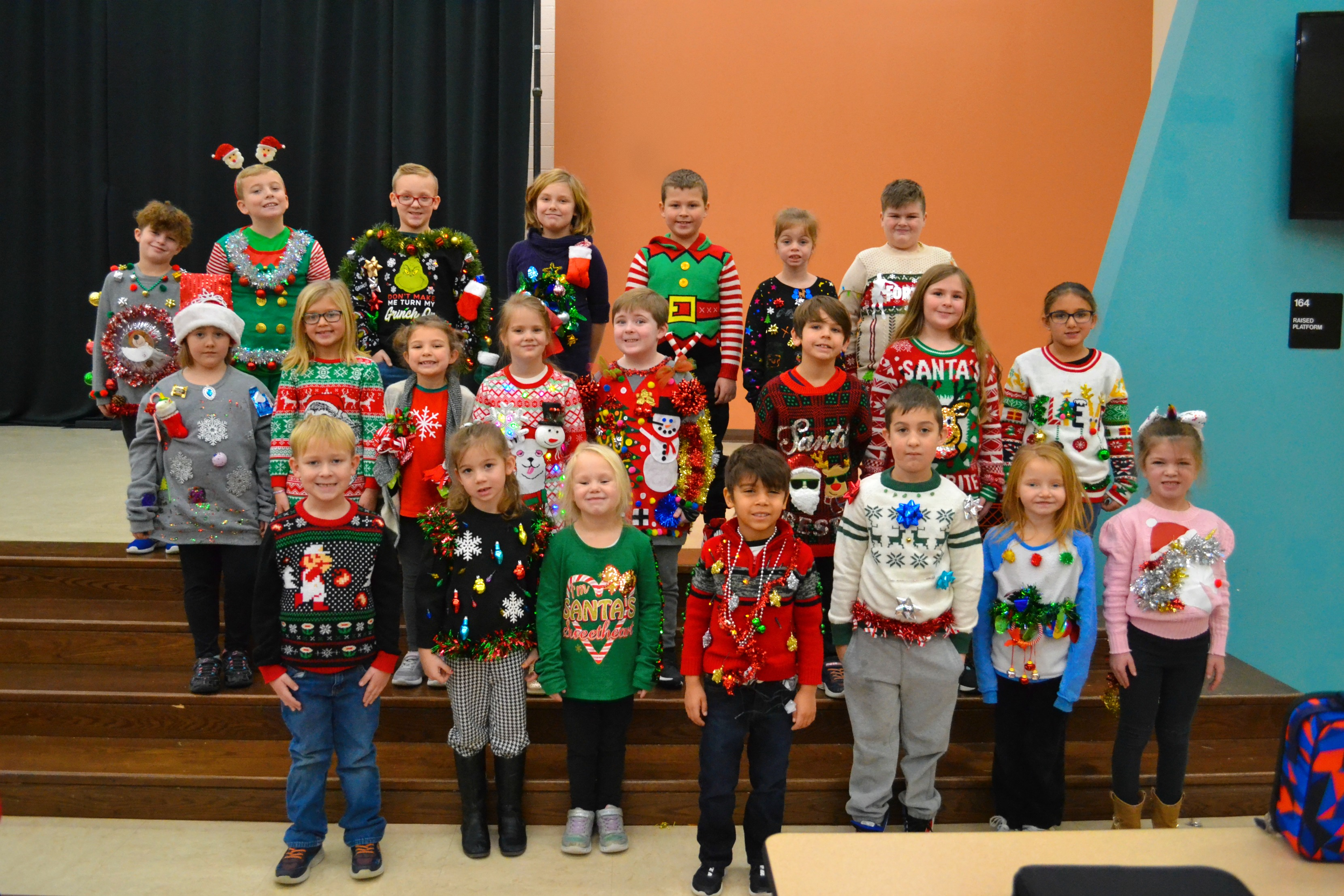 CES Ugly Sweater Contest10