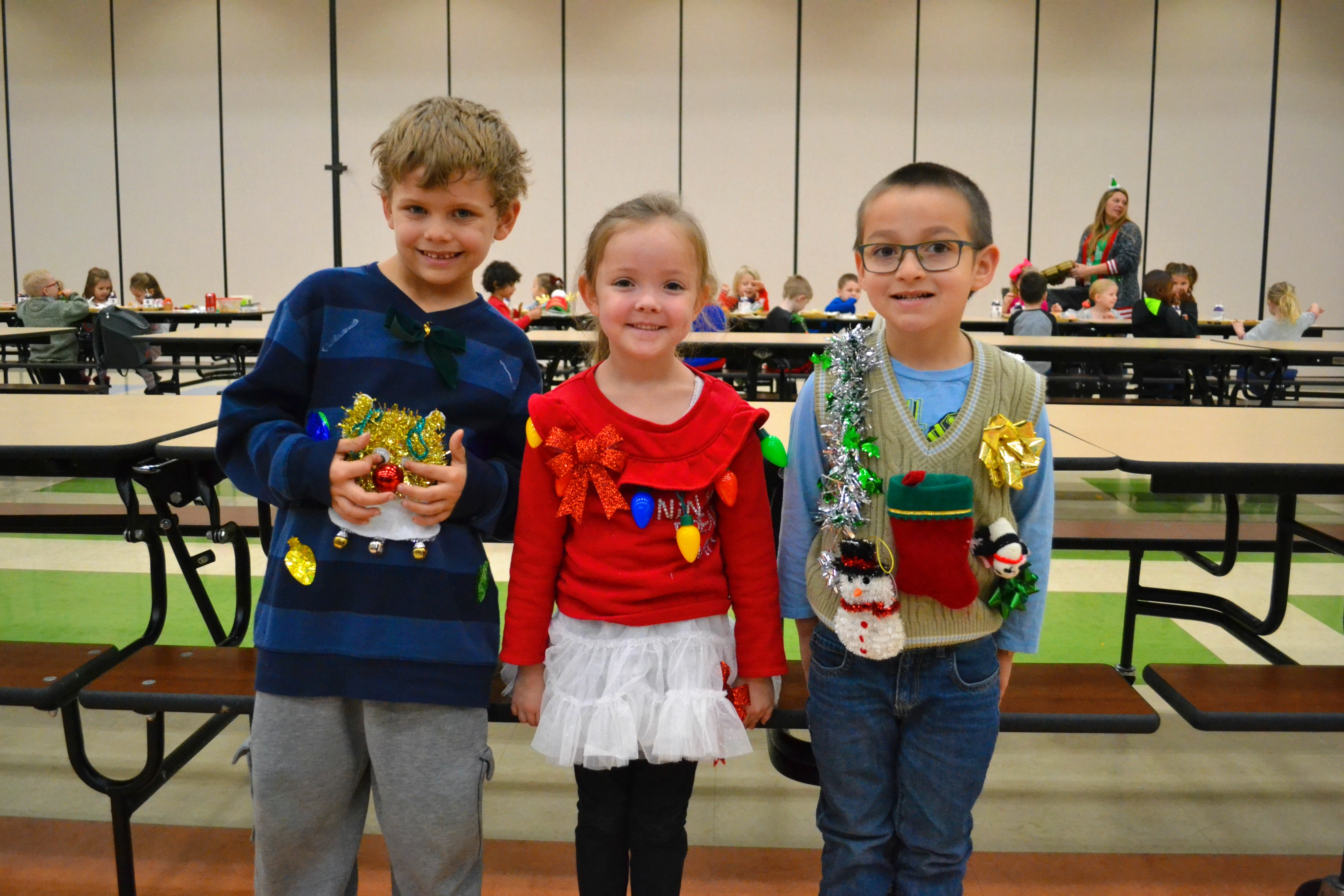 CES Ugly Sweater Contest12