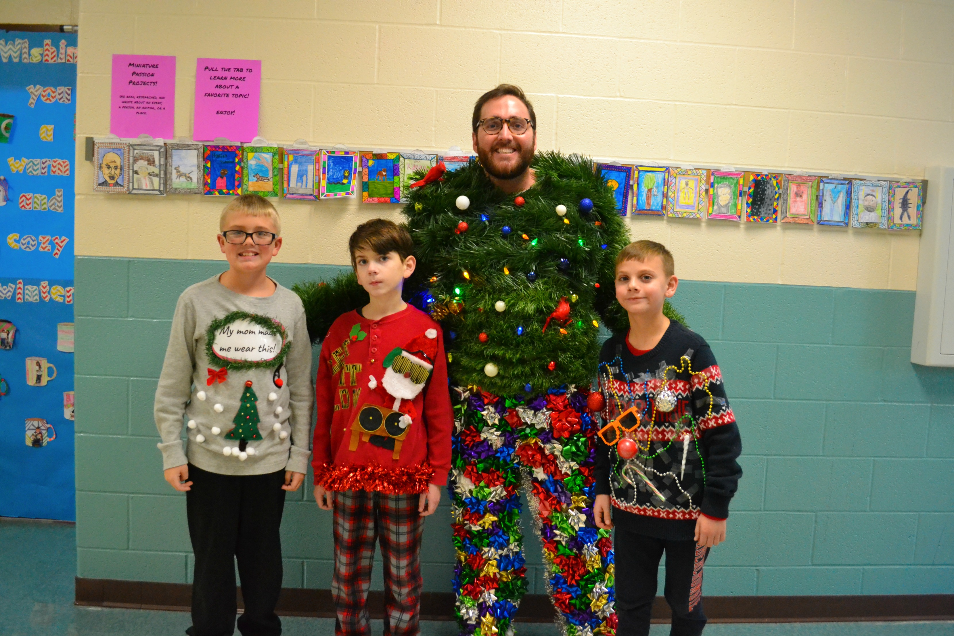 CES Ugly Sweater Contest20